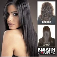 Ισιωτική Μαλλιών με Κερατίνη! Θεραπεία Keratin Complex Express Blowout στο Εxtreme Hairdressing Salon στην Λευκωσία
