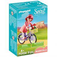 PLAYMOBIL 70124 Η Μαρισέλα Με Ποδήλατο - skroutz.com.cy