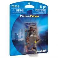 Playmobil City Action Αρχηγός Ομάδας Ειδικών Αποστολών (70238) - skroutz.com.cy