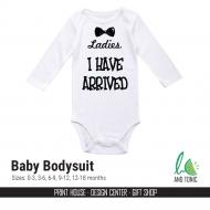 Προσωποποιημένα Βρεφικά Φορμάκια για Μωρά!