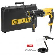 DEWALT D25144K Πιστολέτο SDS-PLUS 900W 3 Λειτουργιών Με Συμπλέκτη Ασφαλείας 28MM Σε Εργαλειοθήκη + ΔΩΡΟ! - skroutz.com.cy