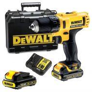 DEWALT Dcd710c2 10.8v XR Compact Lithium Screwdriver Drill Driver 2 X Batteries - skroutz.com.cy