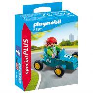PLAYMOBIL 5382 Αγοράκι με Go-Kart - skroutz.com.cy