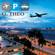 larnaca airport parking, gtheophanous airpark, paphos airport parking, airport parking cyprus
