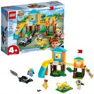 Lego Toy Story 4 Η Περιπέτεια του Μπαζ και της Μπο Πι στον Παιχνιδότοπο - 10768
