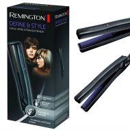 remington s2880 unisex mini hair straighteners - black - skroutz.com.cy