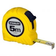 Stanley® ΜΕΤΡΟ ΤΣΕΠΗΣ 5m - Stanley 1-30-497 Tape Measure, Yellow/Black, 5 m/19 mm - Skroutz.com.cy