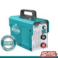 Total TW21602 Ηλεκτροκόλληση Inverter 160A (max) Ηλεκτροδίου (MMA) - skroutz.com.cy