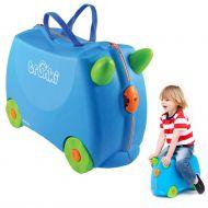 Παιδική Βαλίτσα Ταξιδίου Trunki Terrance Blue - skroutz.com.cy