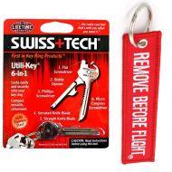 Πολυεργαλείο Utili-Key 6 σε 1 & Μπρελόκ Κλειδιών