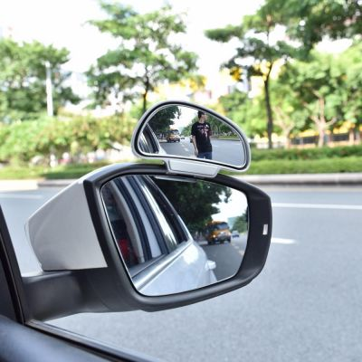 Περιστρεφόμενος καθρέπτης αυτοκινήτου ευρείας γωνίας για νεκρές γωνίες - 53024