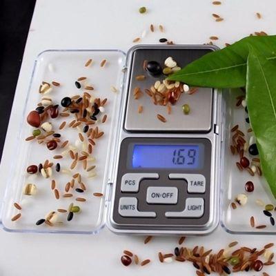 Μίνι ψηφιακή ζυγαριά ακριβείας 0,01-200gr - Constant MH 200 - 31659