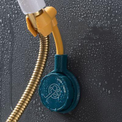 Ρυθμιζόμενο Στήριγμα Τηλεφώνου Ντους 360 μοιρών - Skroutz.com.cy -  Shower tap holder 360