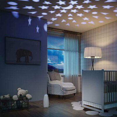 Airfree BabyAir Καθαριστής Αέρα για την Ευεξία του Παιδιού σας Μαζί Προβολή Νυχτερινού Αστέρι - skroutz.com.cy