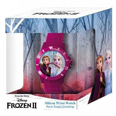 Ρολόι Frozen 2 σε κουτί δώρου - Analog Watch Frozen II - Skroutz.com.cy