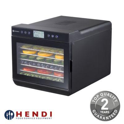 Αποξηραντής τροφίμων με 7 σχάρες Hendi 229064 - Food dehydrator Kitchen Line - skroutz.com.cy