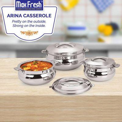 Arina Hot Pot Stainless Steel - skroutz.com.cy