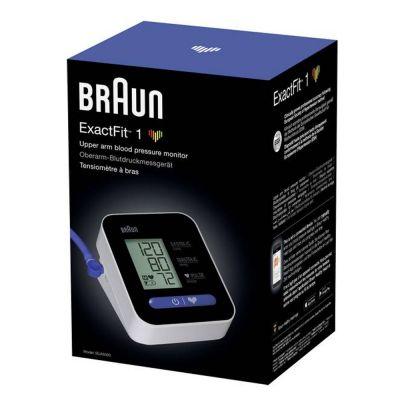 Braun Ψηφιακό Πιεσόμετρο Μπράτσου ExactFit 1 BUA5000 - skroutz.com.cy