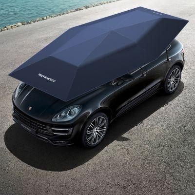 Automatic & Semi Auto Car Umbrella - ομπρελα αυτοκινητου - skroutz.com.cy