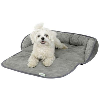 Μαλακό κρεβατάκι Couch Cushion Emalia για το κατοικίδιο σας σε χρώμα γκρί 60X45X12cm - kerbl