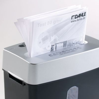 Dahle PaperSAFE 22022 10 Sheet Cross Cut Shredder