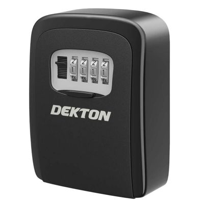 DEKTON 4 DIGIT COMBINATION KEY SAFE BOX DT71100 - skroutz.com.cy