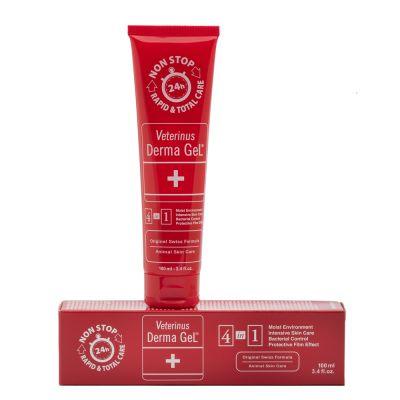 Derma Gel, φροντίδα και επούλωση δέρματος (πληγές, εγκαύματα, έλκη, μετεγχειριτικά τραύματα) , 100ml - skroutz.com.cy