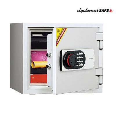 Diplomat Fire Resistant Digital Safes (360 x 412 x 363mm) DIP-119EN