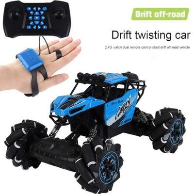Τηλεκατευθυνόμενο Φορτηγό Αυτοκίνητο με Έλεγχο με Κινήσεις Χεριού! - Gesture Sensing Monster Truck Drift Car - skroutz.com.cy