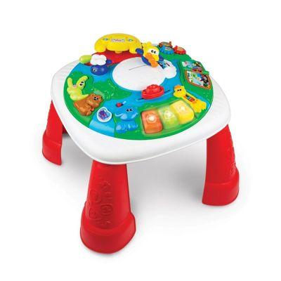 Τραπέζι Δραστηριοτήτων Baby - Globetrotter Activity Table - winfun 000876 - 1157321