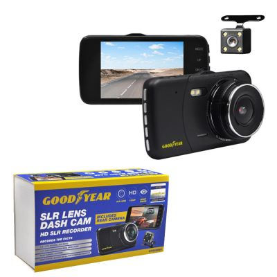 GOODYEAR DASH CAM WITH REVESRE CAMERA 906660 - skroutz.com.cy