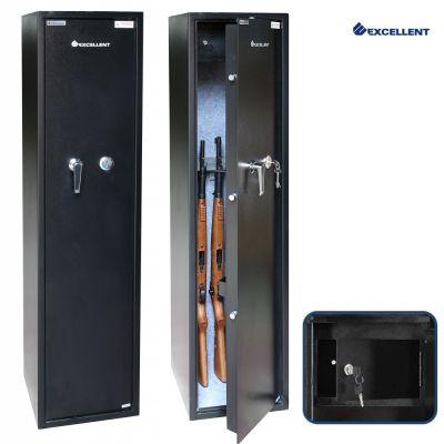 Οπλοβαστός με Κλειδί Ασφαλείας Excellent Gun safe G5 - skroutz.com.cy