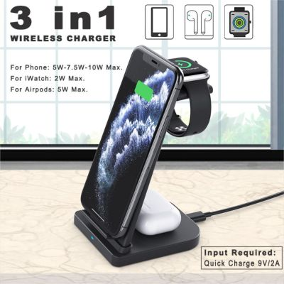 Wi-Station 3 in 1 - A new age docking station for all your wireless devices - skroutz.com.cy