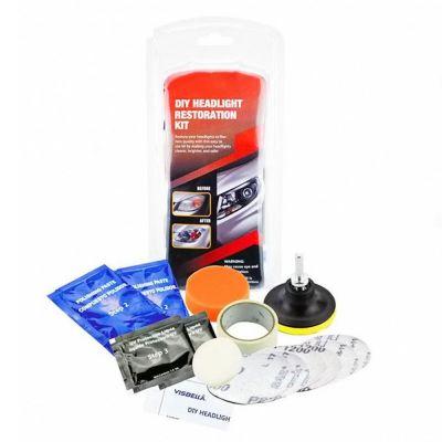Κιτ καθαρισμού και γυαλίσματος φαναριών αυτοκινήτου - 53577
