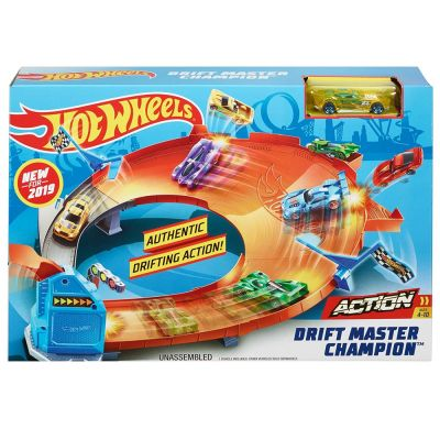 Mattel Hot Wheels Αγωνιστική Πίστα Drift Master Champion 1138039