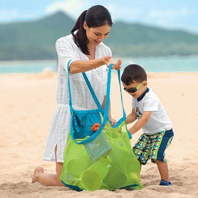 Διχτυωτή Τσάντα Παραλίας Sand Away - skroutz.com.cy