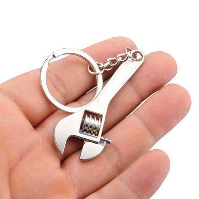 Μπρελόκ Γαλλικό Κλειδί - Mini Metal Key Chain Ring Keyring Adjustable Tool - skroutz.com.cy