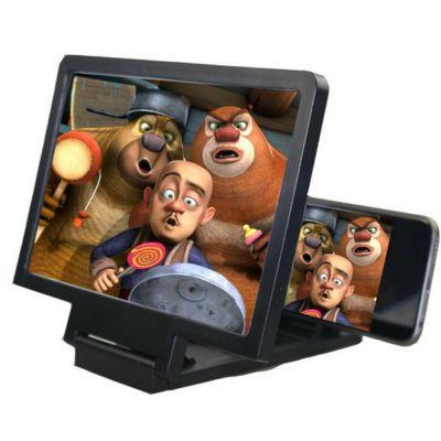 """Μεγεθυντικός Φακός 3D 7"""" για Κινητά Smartphones Μεγαλώνει 3 Φορές την Οθόνη! - skroutz.com.cy"""