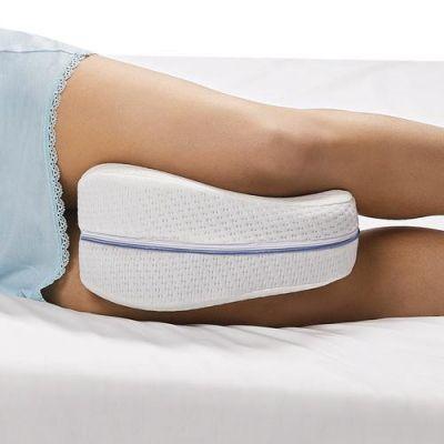 Ανατομικό Μαξιλάρι Διαχωριστικό Ποδιών Ύπνου Με Αφρό Μνήμης Leg Pillow Memory Foam - skroutz.com.cy