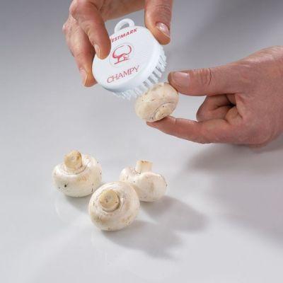 Βούρτσα Μανιταριών - Mushroom cleaning brush »Champy« - skroutz.com.cy