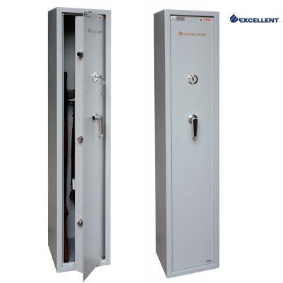 Οπλοβαστός με Κλειδί Ασφαλείας Excellent Gun safes - skroutz.com.cy