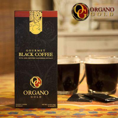 Στιγμιαίος Καφές Black Coffee ή Moccha ή Latte της Organo Gold - skroutz.com.cy