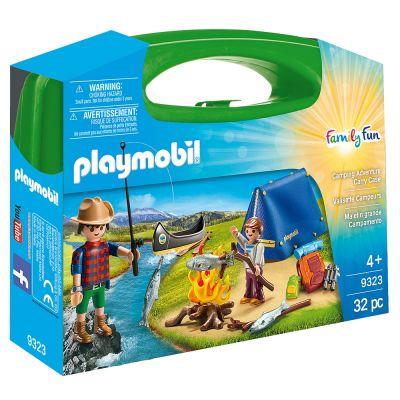 Playmobil 9323 Maxi Βαλιτσάκι Κατασκήνωση Στην Εξοχή - skroutz.com.cy