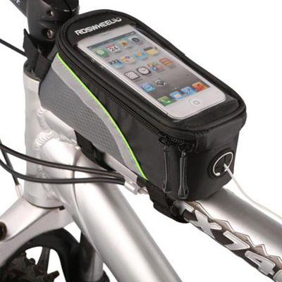 Τσαντάκι Ποδηλάτου ROSWHEEL Bicycle Saddle Bag - Skroutz.com.cy
