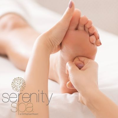Foot & Leg Rejuvenating Treatment Serenity Spa στο St Raphael Resort - Λεμεσός - skroutz.com.cy