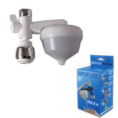 Σύστημα Φιλτραρίσματος Πόσιμου Νερού - Siroflex Water Filter Complete Set