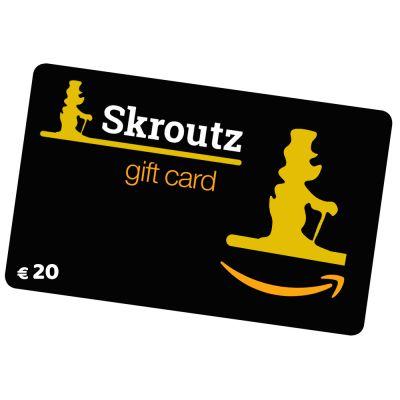Δωροκάρτα Skroutz - gift card - skroutz.com.cy