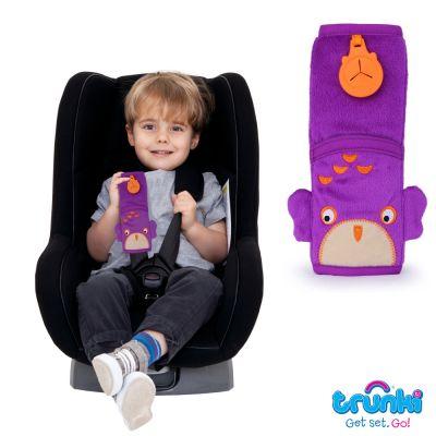 Snoozihedz Seatbelt Pad Ollie - skroutz.com.cy