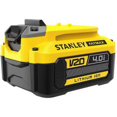 Stanley 18V - 4.0 AH Μπαταρία Λιθίου SFMCB204 - skroutz.com.cy