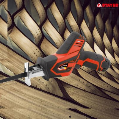 STAYER CORDLESS RECIPROCATING SAW SS122K - skroutz.com.cy
